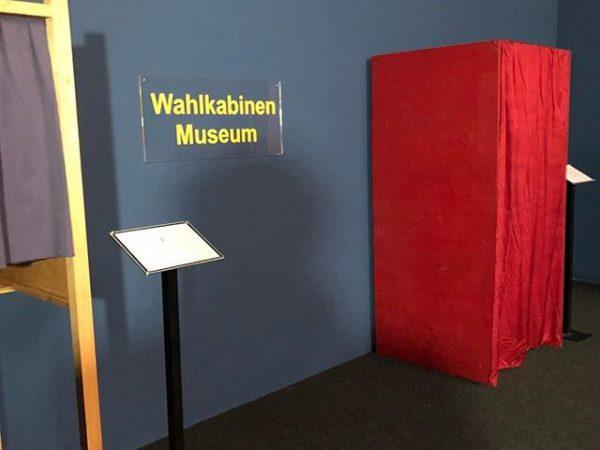 wahlkabinenmuseum