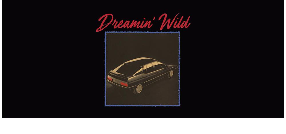 Dreamin Wild - KETELEER