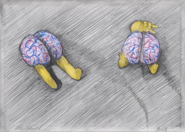 keteleer_jan-fabre_brain-with-extensions